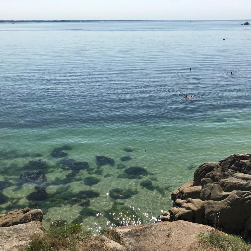 Les plus belles plages près de Fouesnant