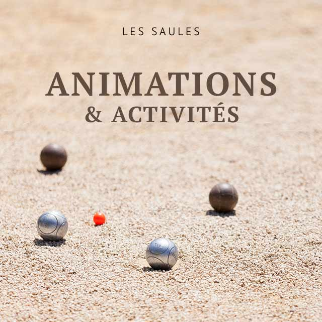 Activités & Animations