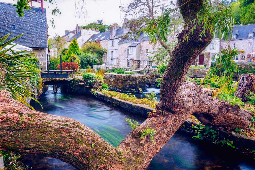Pont-Aven, Finistère Sud