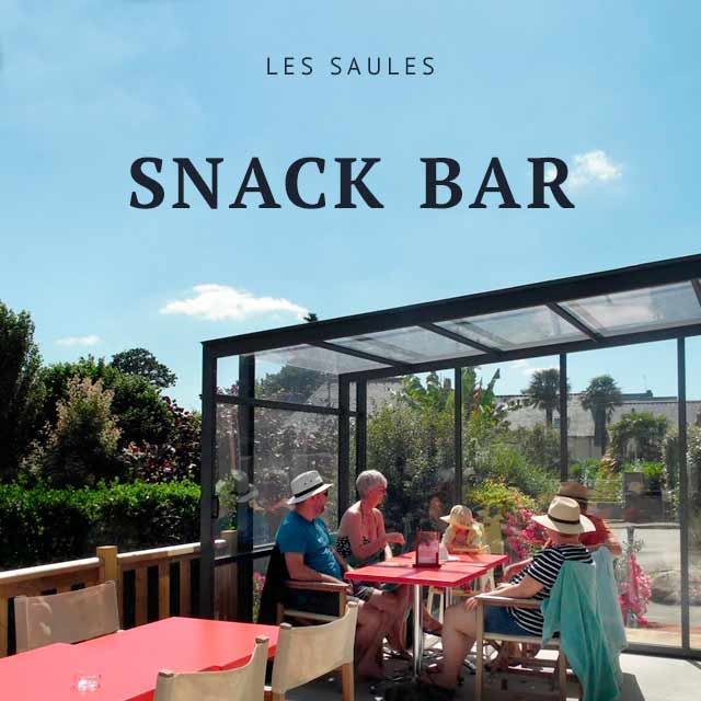 Snacks – Bar – Grill